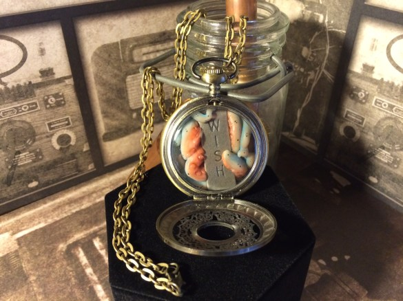 Lovecraft Tentacle Necklace