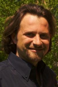 Valerio Gallerati, titolare dell'azienda Vita Verde