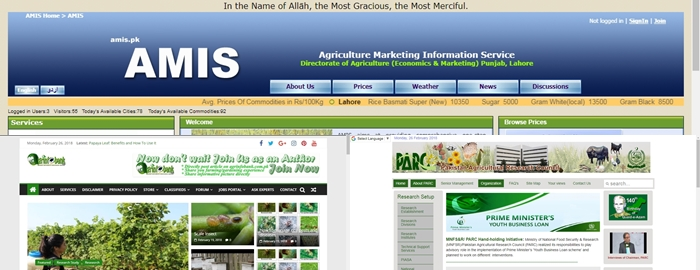 10 Best Agriculture Website For Farmers In Pakistan