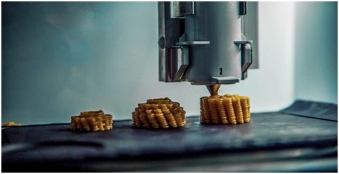 Image result for 3D Printing Printing Food