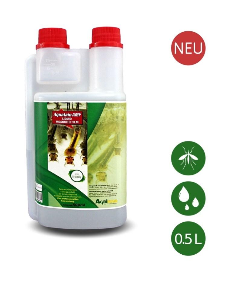 Aquatain AMF™ Innovation gegen Stechmücken - 0,5L