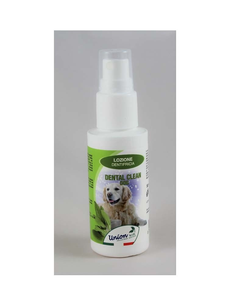 Dental Clean Dog - Zahnputzlotion 50ml Pumpspray