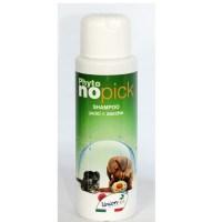 Phyto nopick 250ml - Shampoo gegen Zecken und Flöhe für Hunde