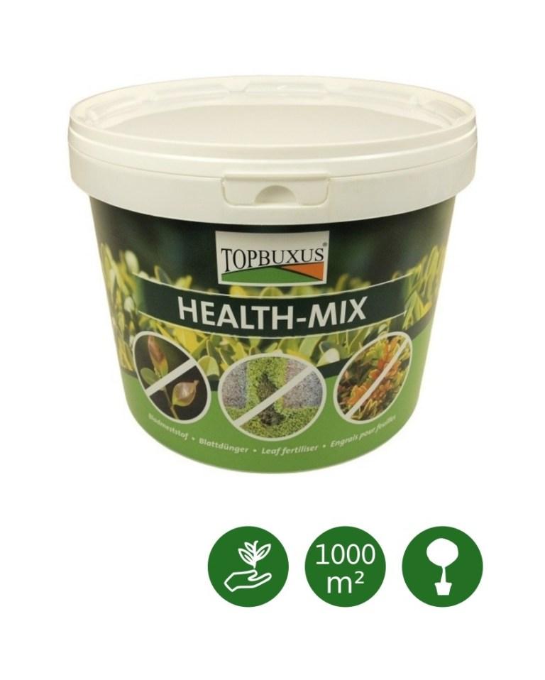 Topbuxus Health-Mix - 10 x 10 Tabletten/Eimer