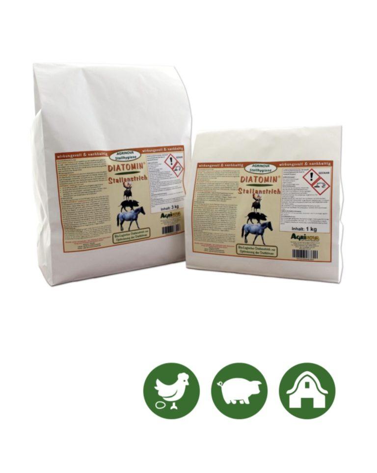 DIATOMIN® Stallanstrich - 3 kg