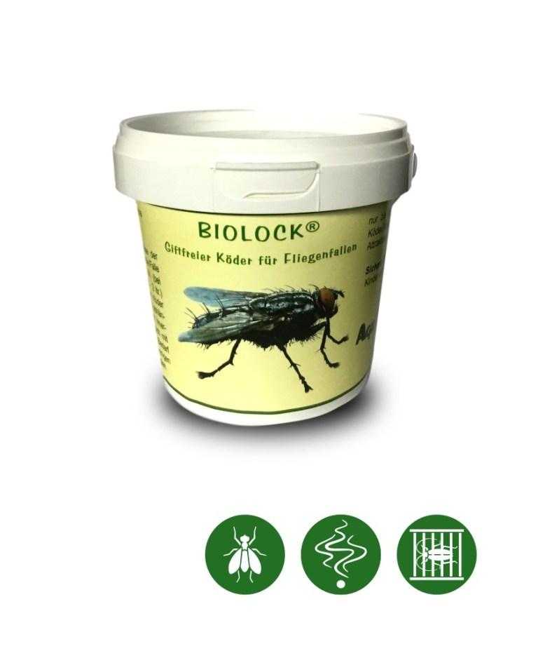 Biolock® Fliegenköder - 400g Eimer