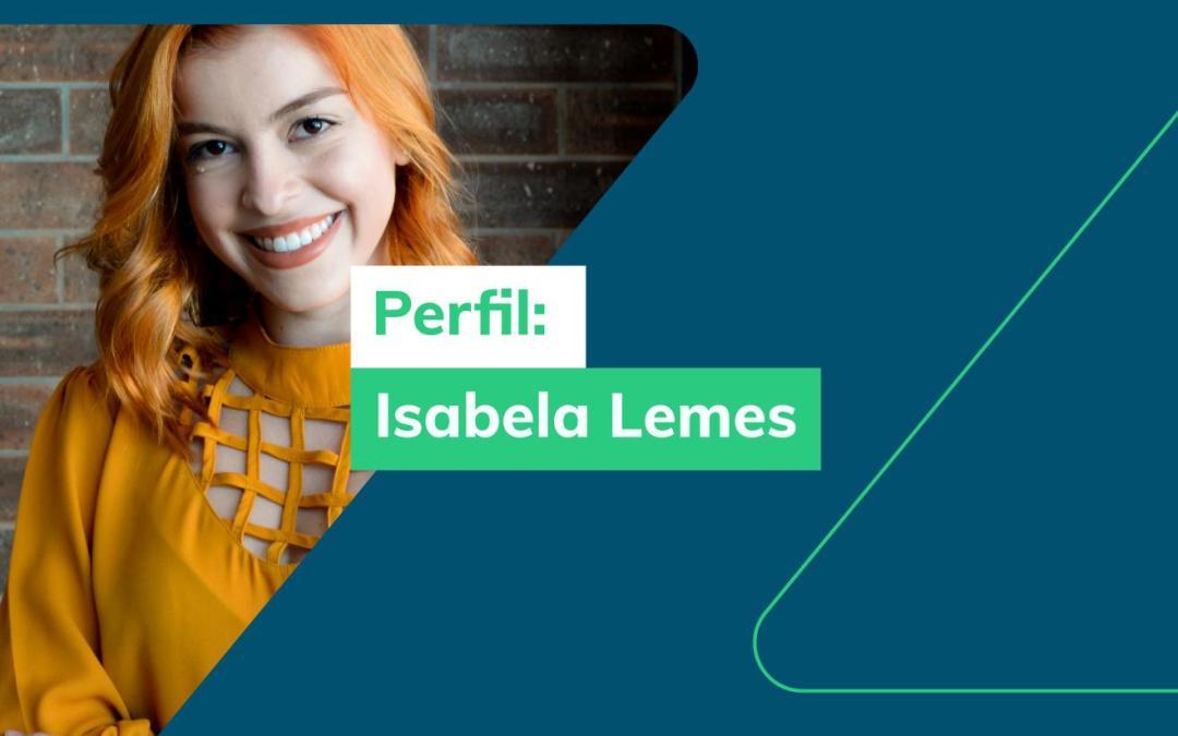 Trabalhar no AgriQ: Isabela Lemes, engenheira agrônoma e SDR