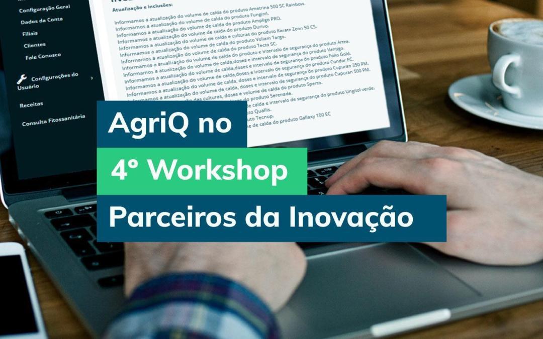 AgriQ participa de workshop da Lar Cooperativa Agroindustrial