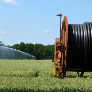Pour l'irrigation