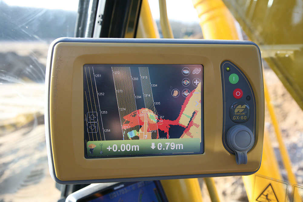Topcon 3D GPS eenvoudig, efficiënt en effectief