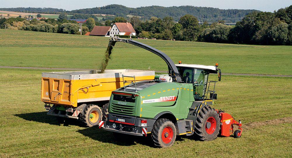 Fendt Katana hakselaar getest Agri Trader (4)