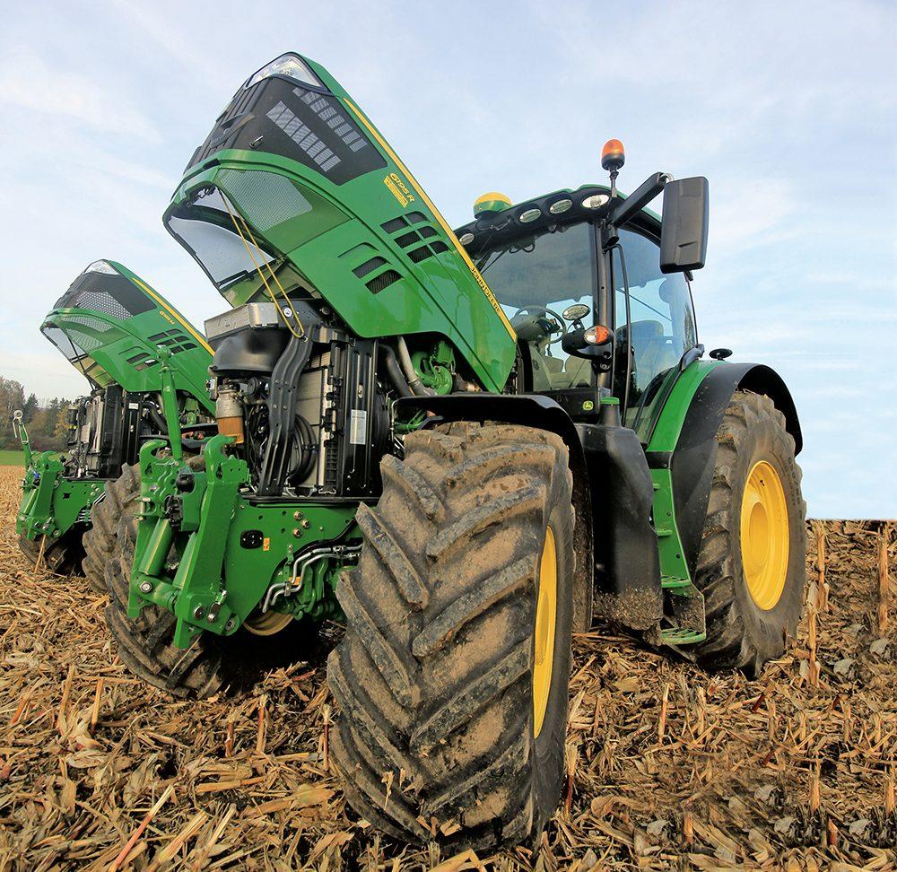 John Deere 6M of toch de John Deere 6R #vergelijking - Test Jaarboek 2019 - Agri Trader (6)