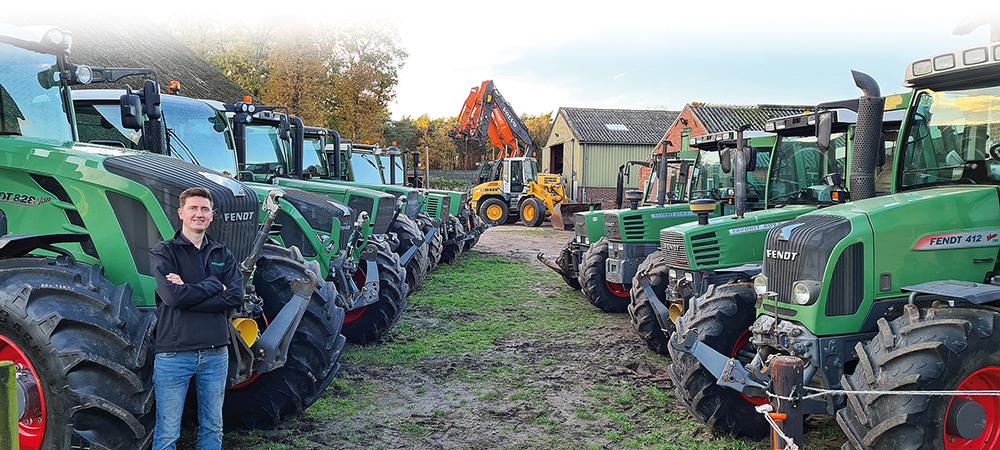 Hier werk ik – Rob Luijkx – Agri-Tractors-Machines