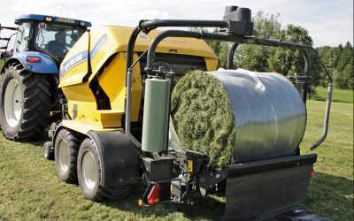 Akkertest – De Roll Baler 125 Combi van New Holland