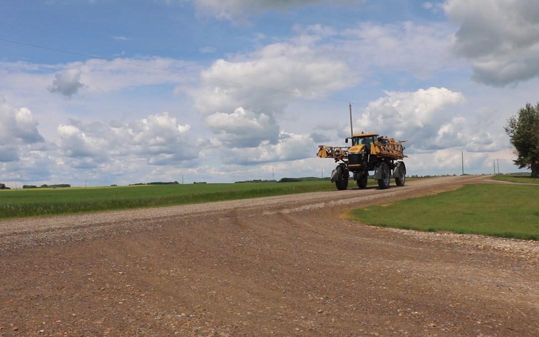 Vol gas spuiten in Canada – AgriTraderTV #48