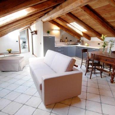 Appartamento Mansardato Gufo