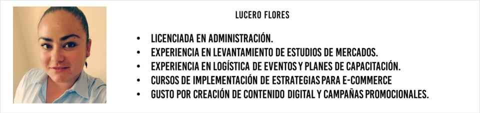 LUCERO FLORES