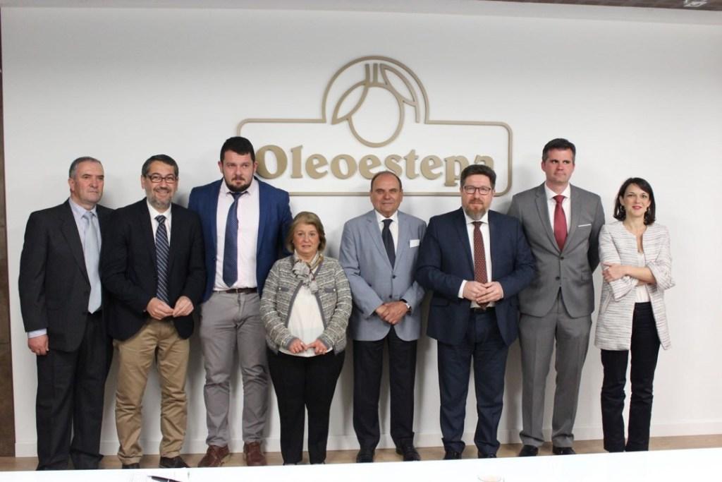La Junta reconoce a Oleoestepa como la primera EAPA de Andalucía