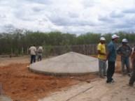 Construçao Cisterna
