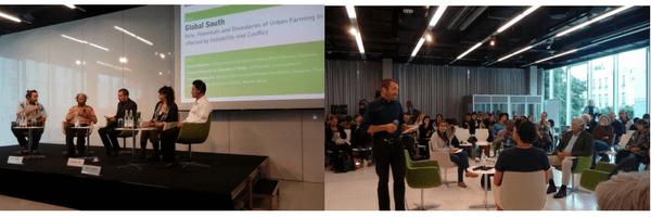 Urban farming – Conferência em Berlim promove intercâmbio internacional