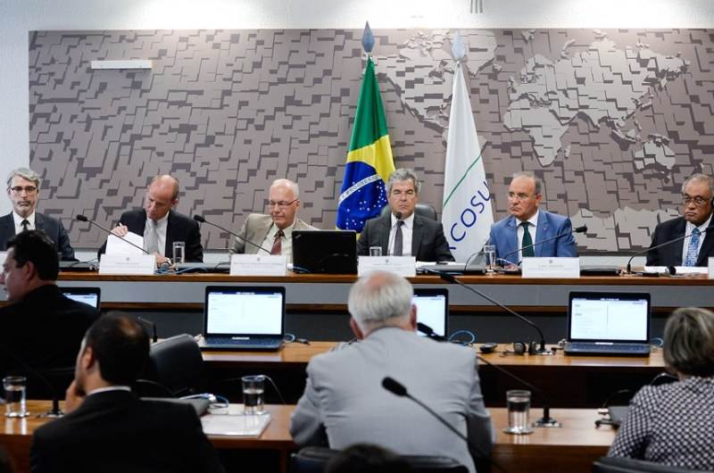 a audiencia senado carbono