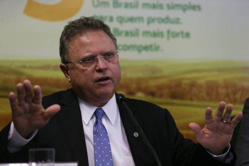 Blairo Maggi apresenta relatório sobre operação Carne Fraca