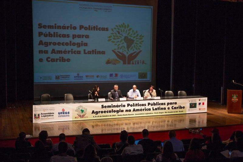 Presidente Edegar Pretto:         Foto: Caco Argemi/ALRS