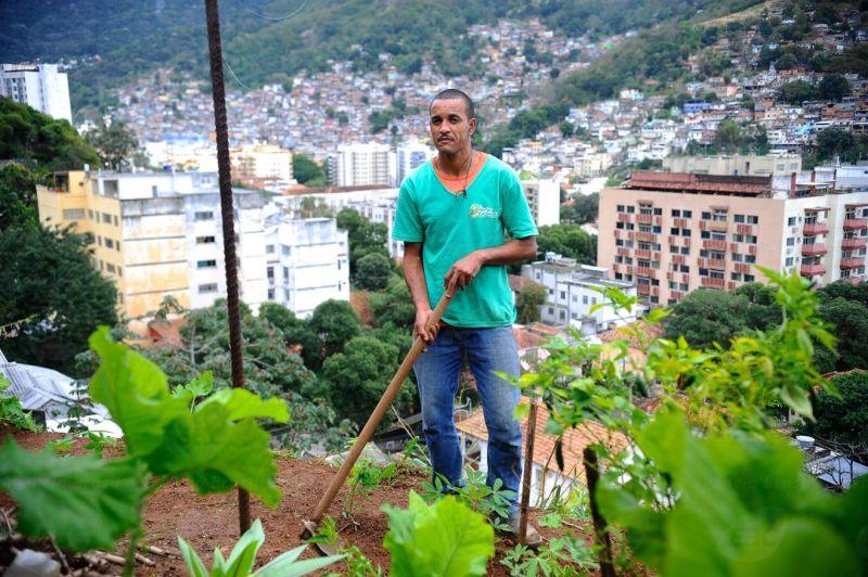 a - agricultura urbana ebc