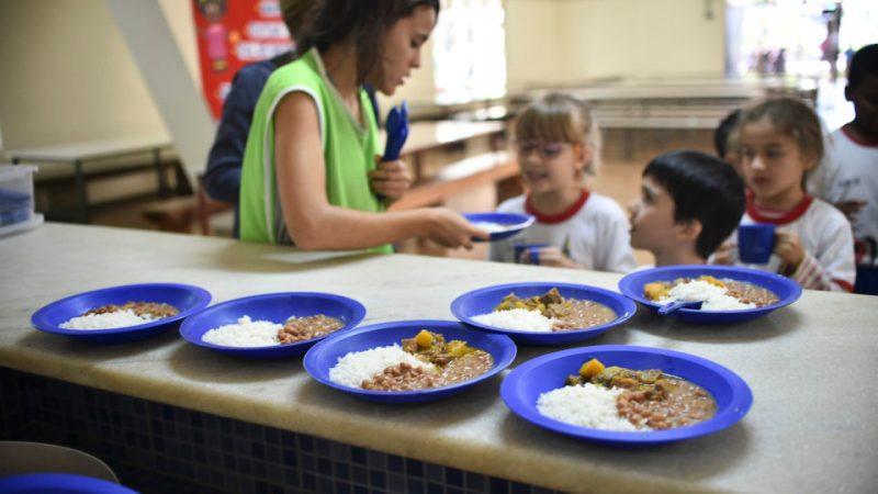 a - alimentacao escolar df