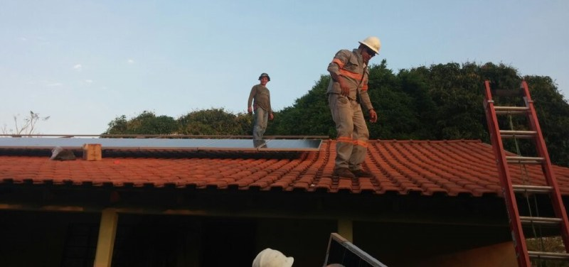 a energia solar ms 10