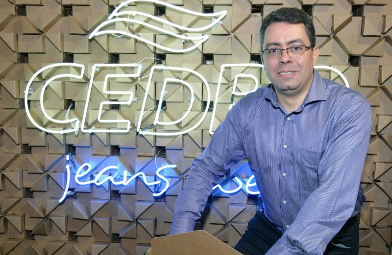 Marco Antonio Branquinho, diretor-presidente da Cedro Textil