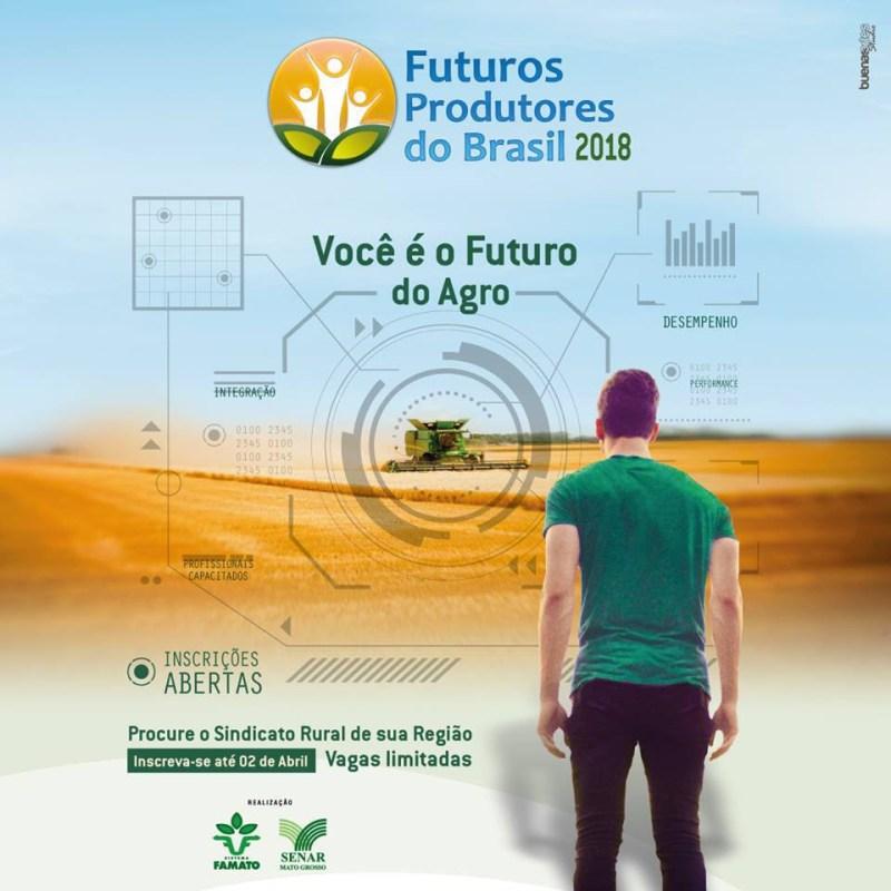projeto futuros produtores do brasil
