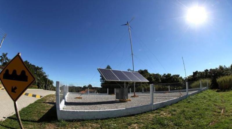 Sistema para energia solar ´Paulo Lanzetta