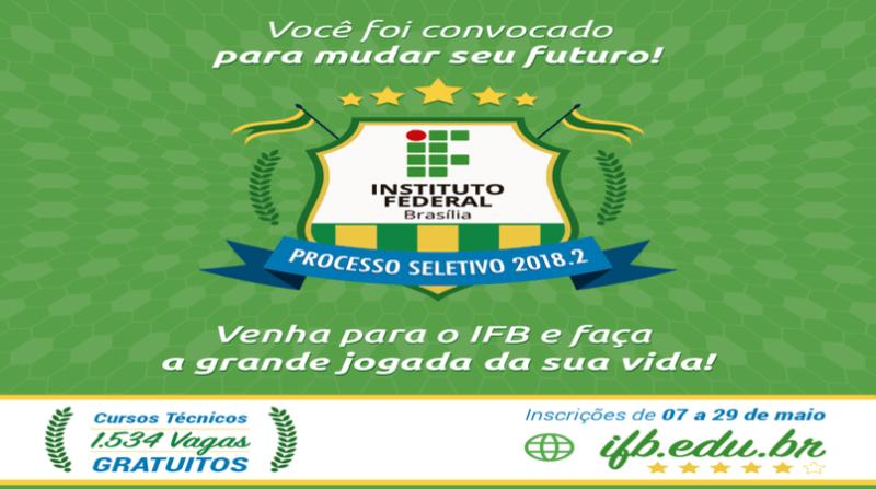 instiututo fedrral brasilia