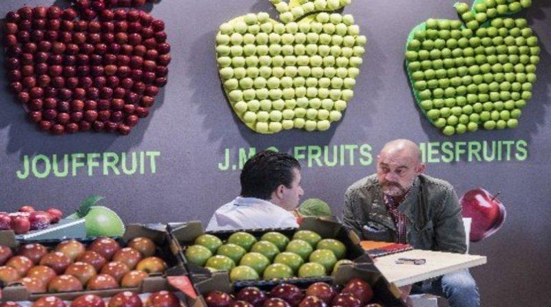 feira espanha fruta