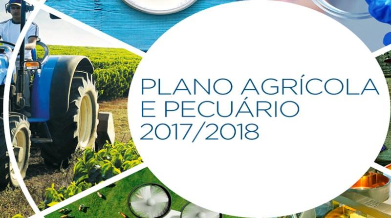 plano agricola 2018