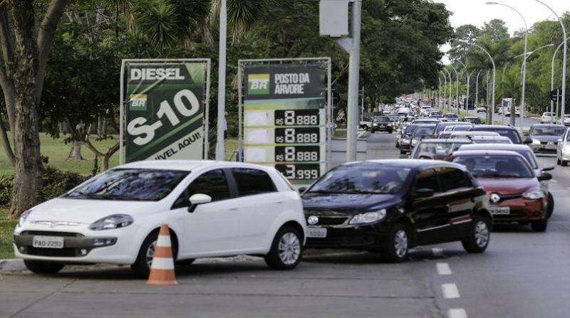 posto gasoina agencia brasil