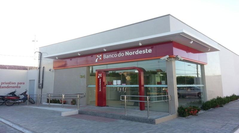 banco do nordeste fachada