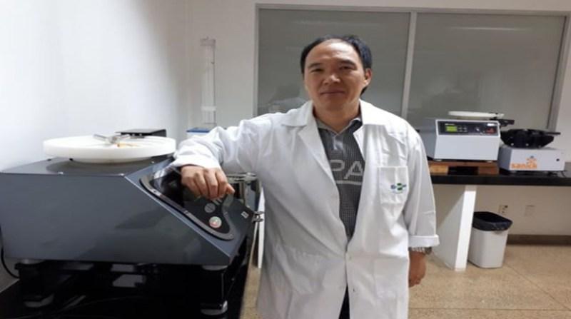 biscoito feijao caupi embrapa pesquisador jorge hashimoto