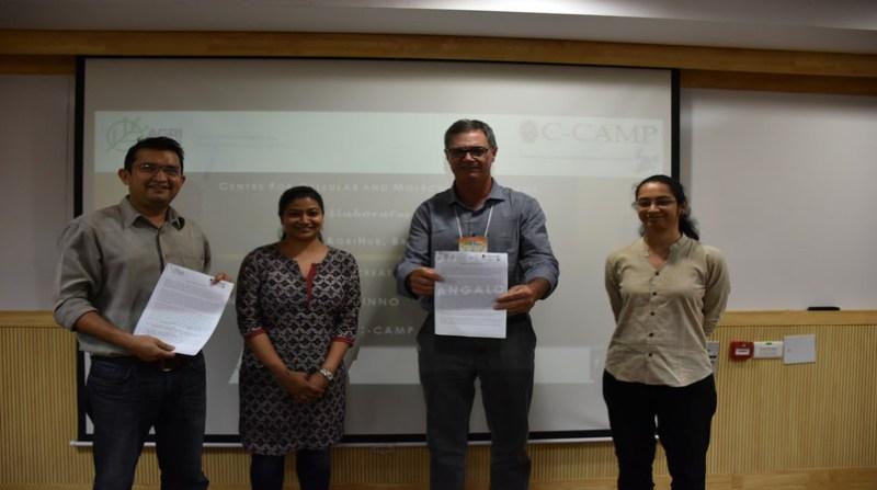 famato parceria india universidade