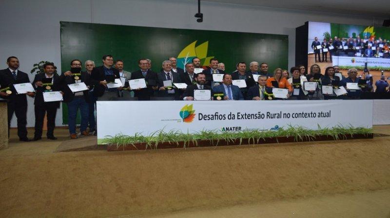 Anater celebra 70 anos da Extensão Rural do Brasil3