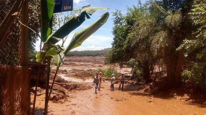 barragem vale brumadinho