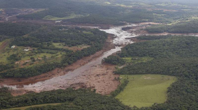 brumadinho barragem 9 2 19