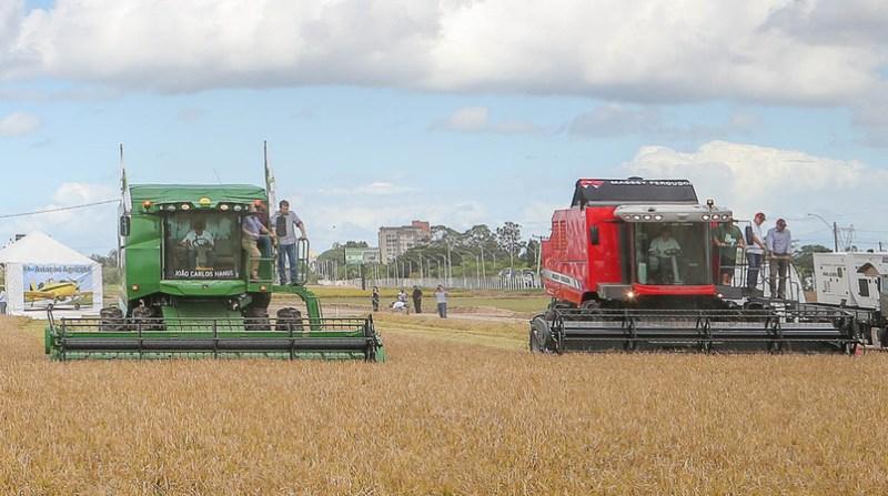 maquinas colheita arroz 4 1 19