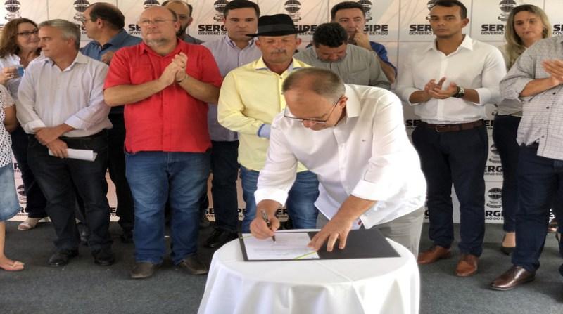 assinatura parceria congresso agroecologia