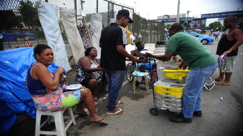 comida vendedor ambulante agencia brasil