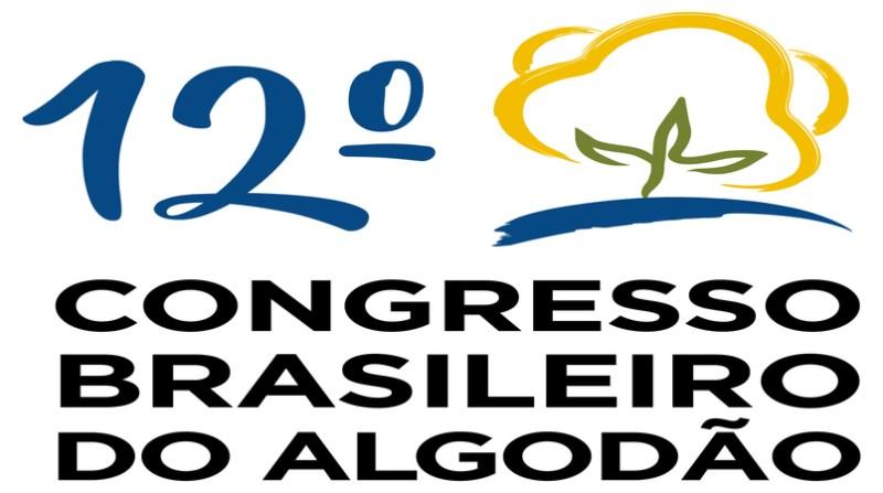 logo 12 congresso brasileiro algodao