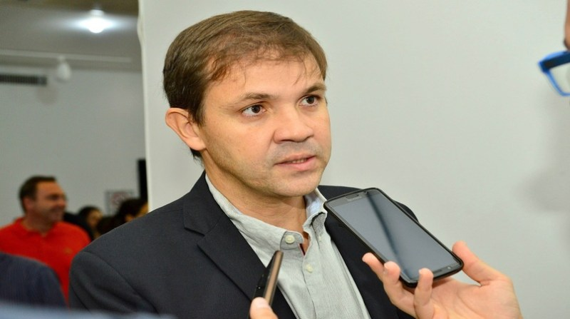 Antônio Carlos secreratio agricultura goias - Alex Malheiros