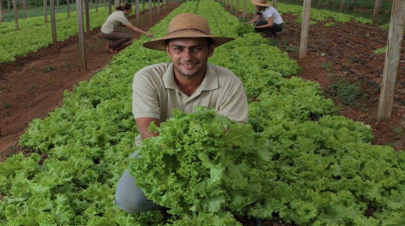 agricultura familiar produtor rondonia Foto Wenderson Araujo cna divulgacao