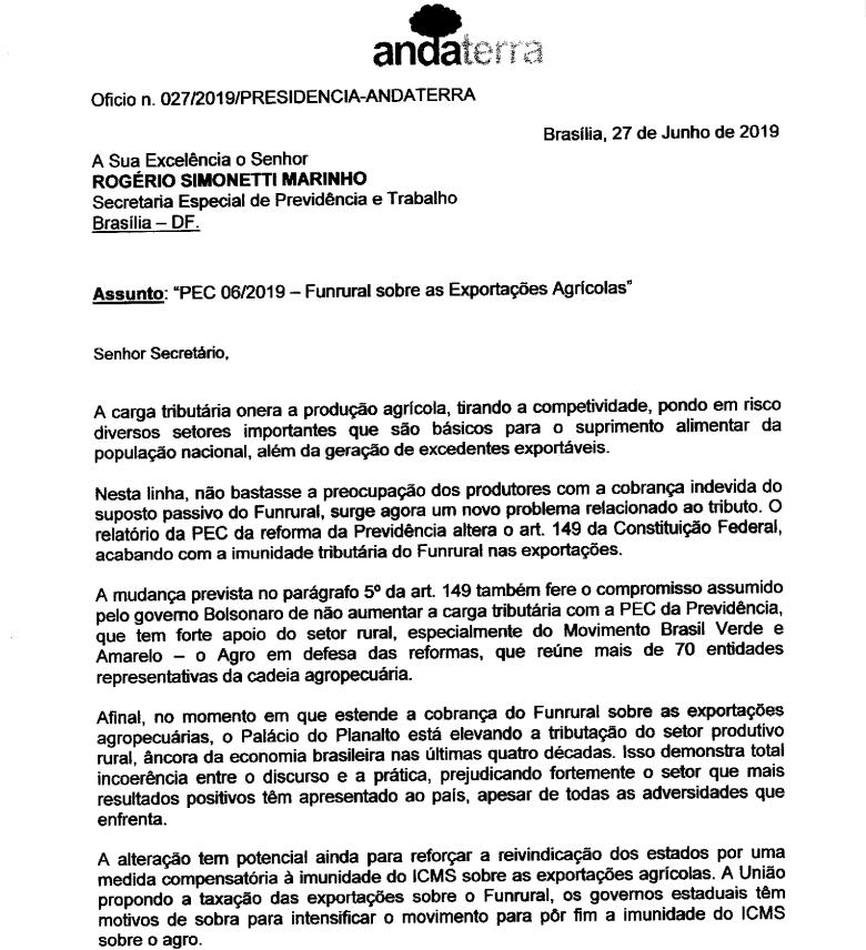 oficio andaterra guedes 1